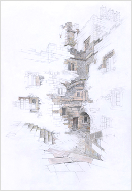Buy a Giclée print by Mark Langley Architectural Artist